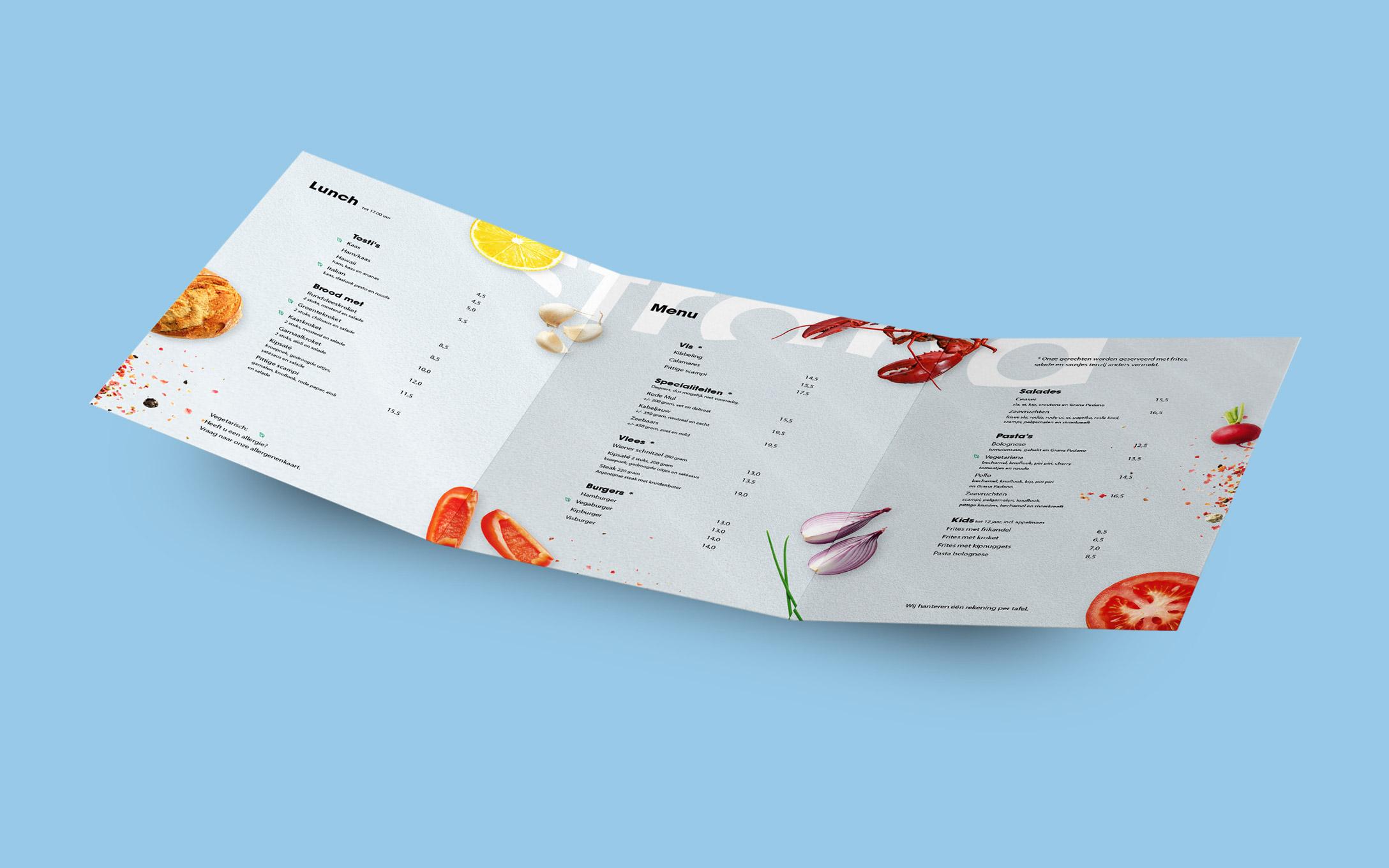 Re-branding design - BlackDesk - Banjaardstrand - Marketing design