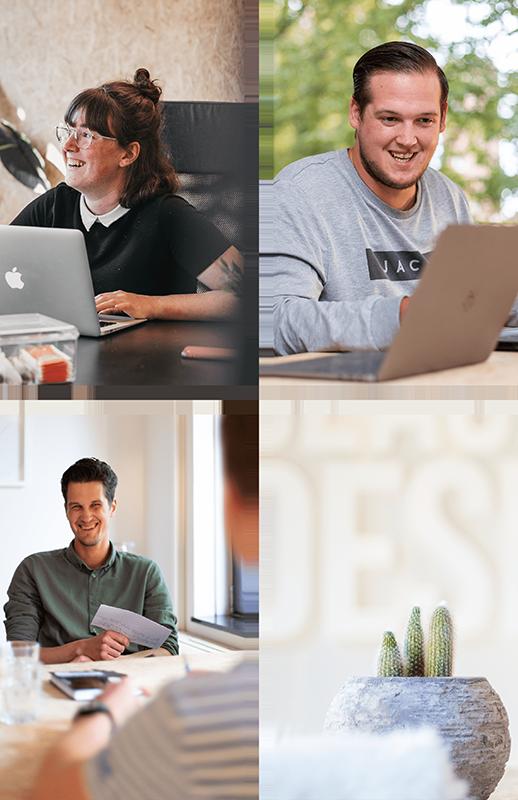 BlackDesk - Kantoor Goes - Over ons team - marketing en reclame bureau Goes