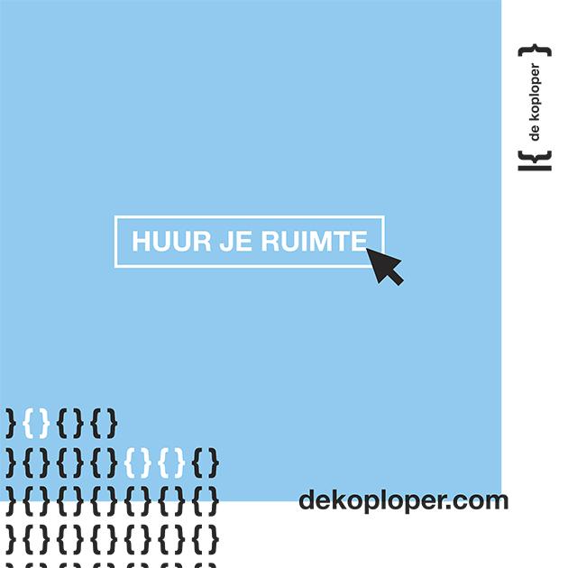 BlackDesk - Fotografie De Koploper Goes ruimte huren