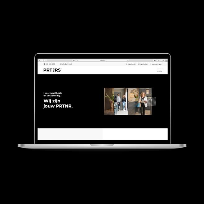 BlackDesk Case - vastgoedplatform - Prtnrs Makelaarschap Verzekerzaak Hypotheekzaak